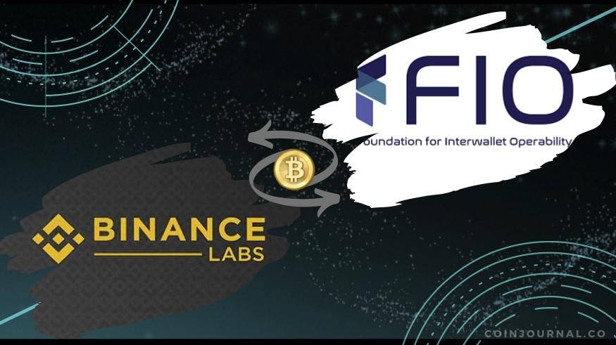 FIO Protocol Raised $5.7M on a Series A funding round led by Binance Labs
