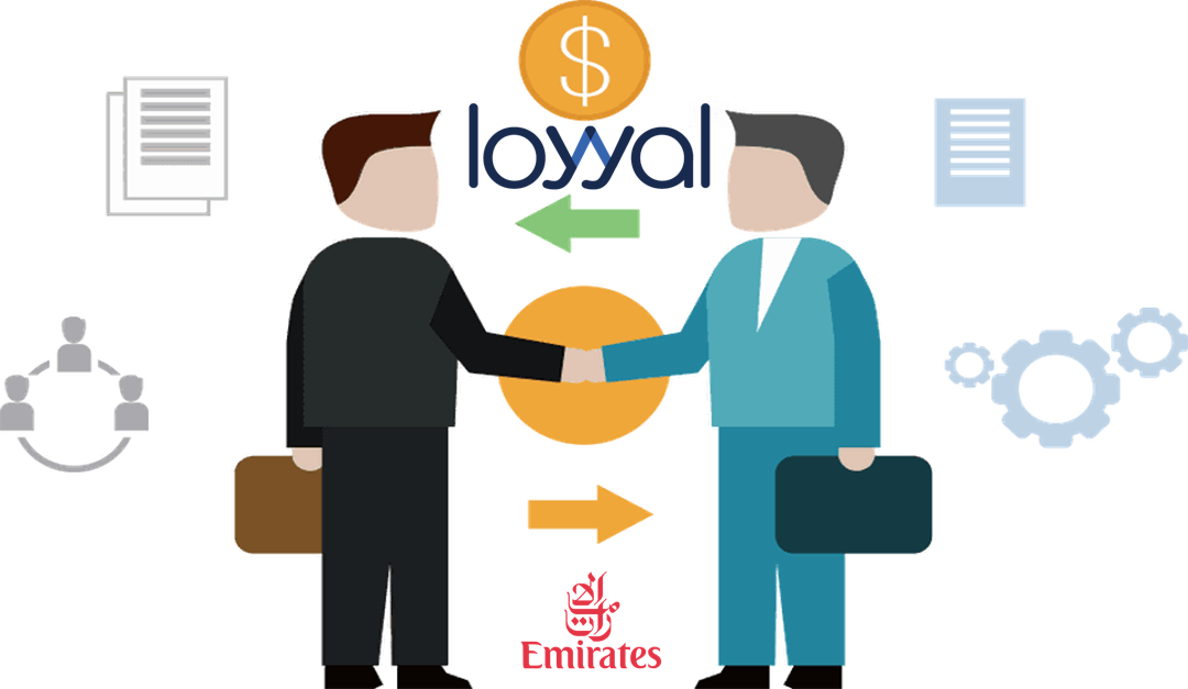 Loyyal Emirates Skywards airways airline pilot program member completed